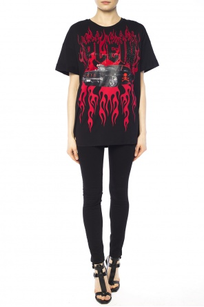 Applique t-shirt od Philipp Plein