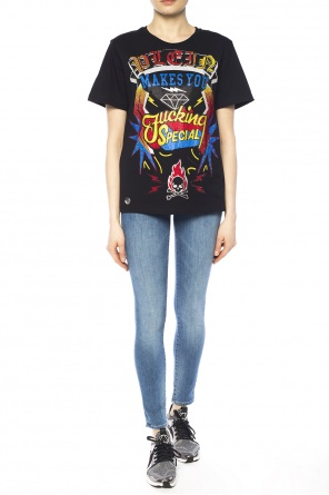 Applique tshirt od Philipp Plein