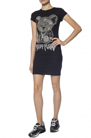 Teddy bear dress od Philipp Plein