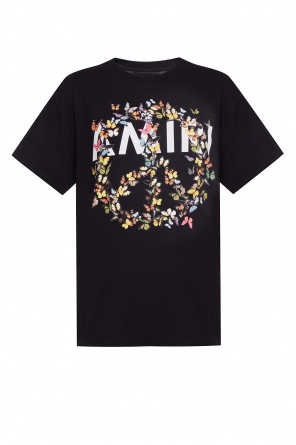 Printed t-shirt od Amiri