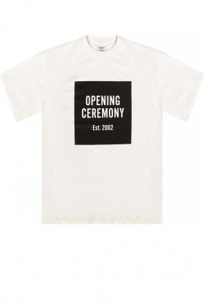 Logo t-shirt od Opening Ceremony