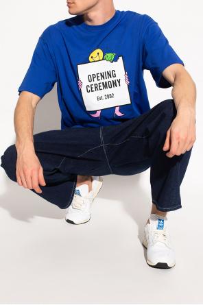 图案饰t恤 od Opening Ceremony
