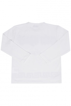T-shirt with long sleeves od Versace Young