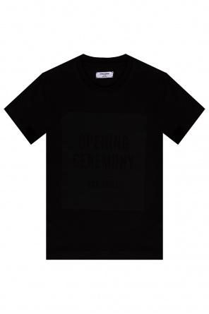 标识t恤 od Opening Ceremony