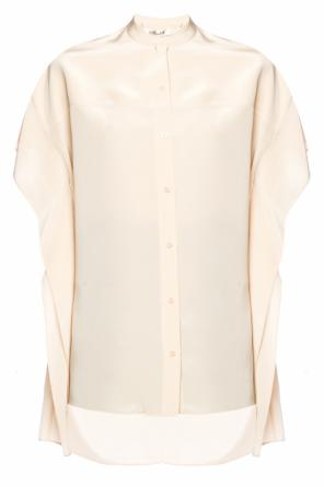 Band collar top od Diane Von Furstenberg