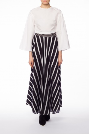 Top with gathered sleeves od Diane Von Furstenberg