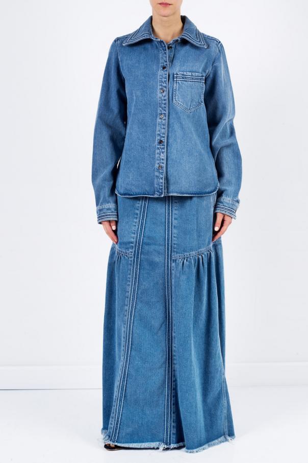 50fb5a85475 Denim shirt Chloe - Vitkac shop online