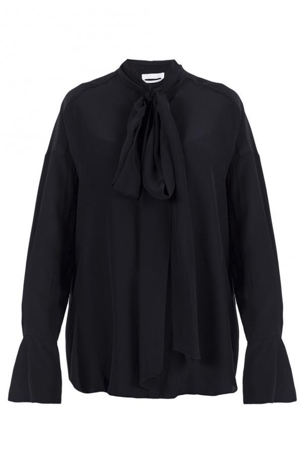 5bfad66b9e5 Tie fastening silk shirt Chloe - Vitkac shop online