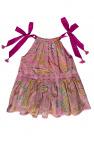 Zimmermann Kids 图案连衣裙