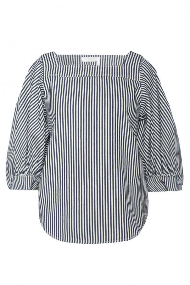 174f12c35aa Striped denim blouse Chloe - Vitkac shop online