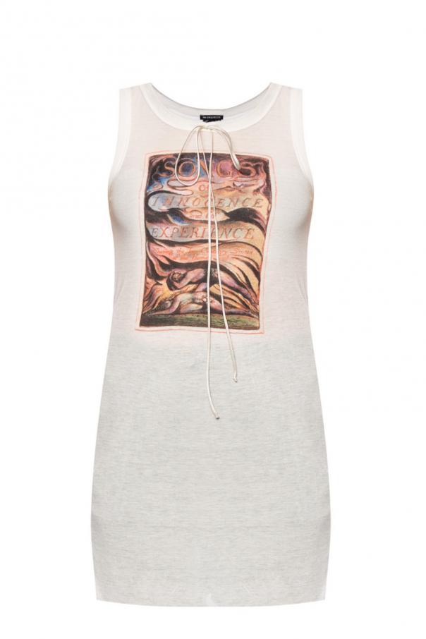607d80e22db6d0 Sleeveless T-shirt Ann Demeulemeester - Vitkac shop online