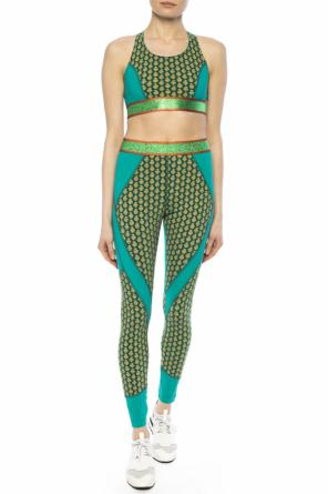 Patterned sports bra od Etro