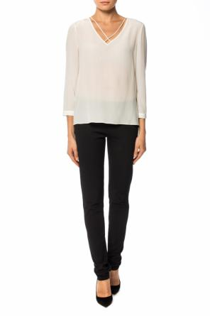 Cut-out top od Emporio Armani