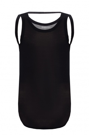 Ribbed top od Ann Demeulemeester