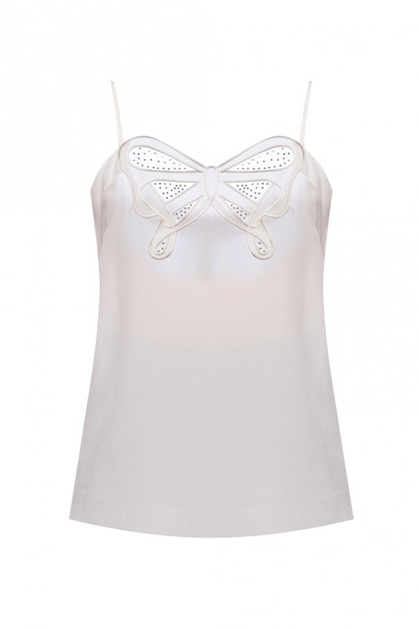 Victoria Victoria Beckham Silk camisole