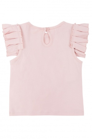 Top with pleated sleeves od Stella McCartney Kids