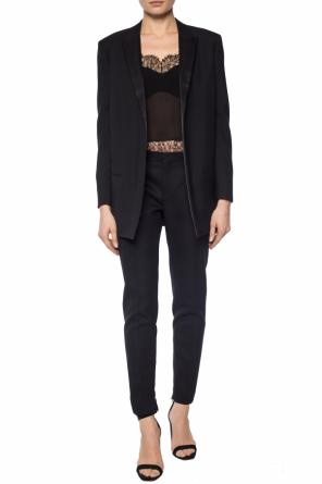 Laced camisole od Saint Laurent