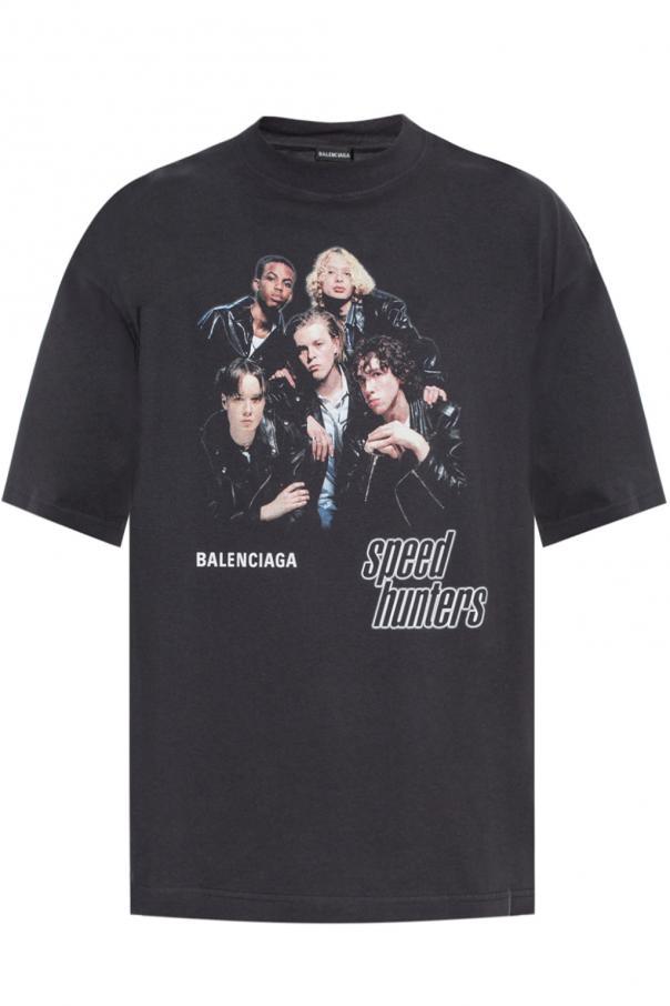 3e5515620a01 Logo-printed T-shirt Balenciaga - Vitkac shop online