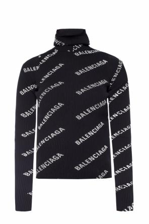 Hooded sweater od Balenciaga