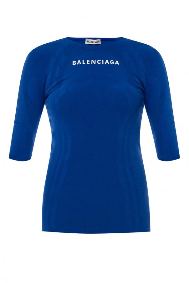 cede5433c696 Logo-printed top Balenciaga - Vitkac shop online