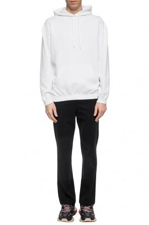 b87578be585 Logo-embroidered sweatshirt od Balenciaga ...