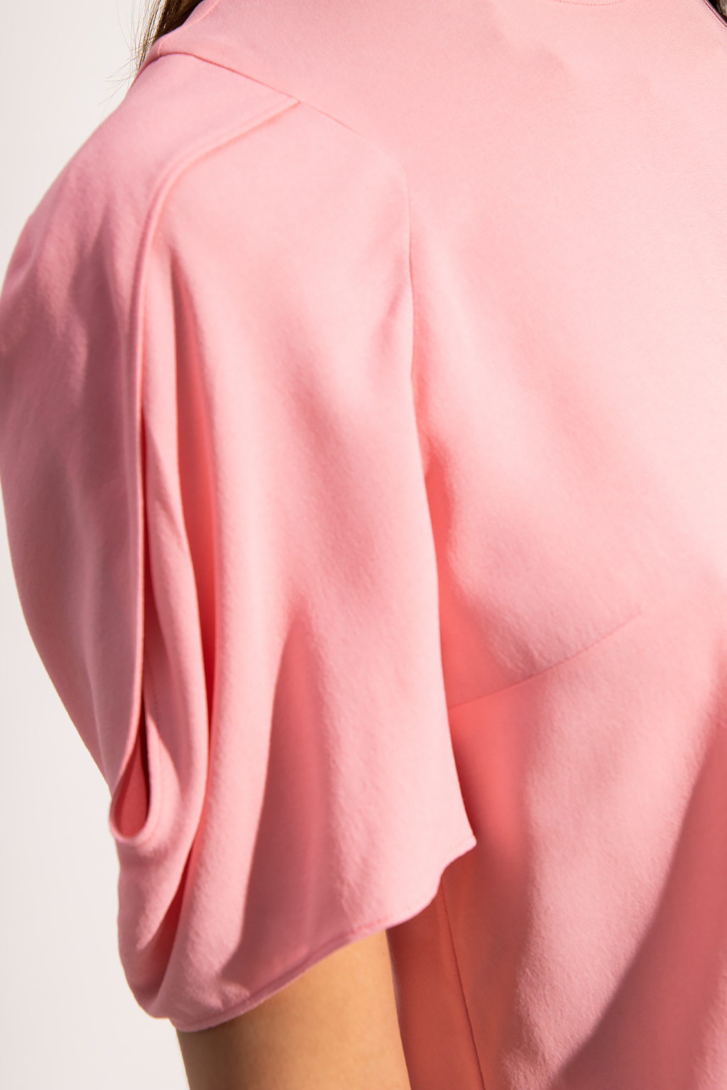 Stella McCartney Top with decorative sleeves