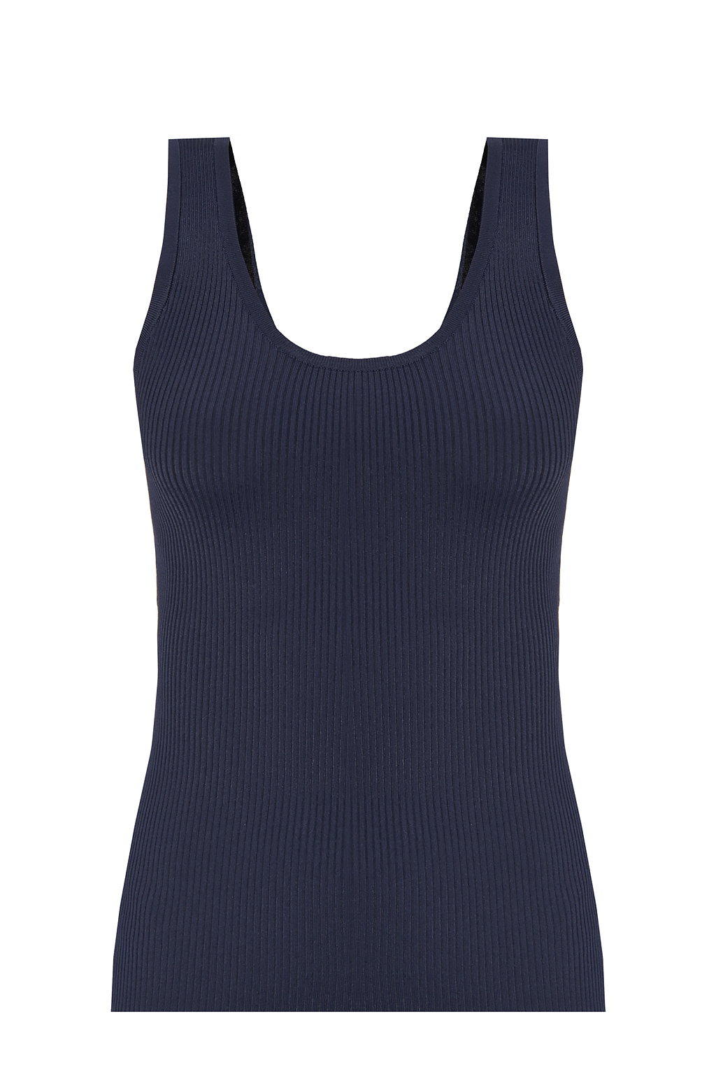 Zimmermann Ribbed sleeveless top