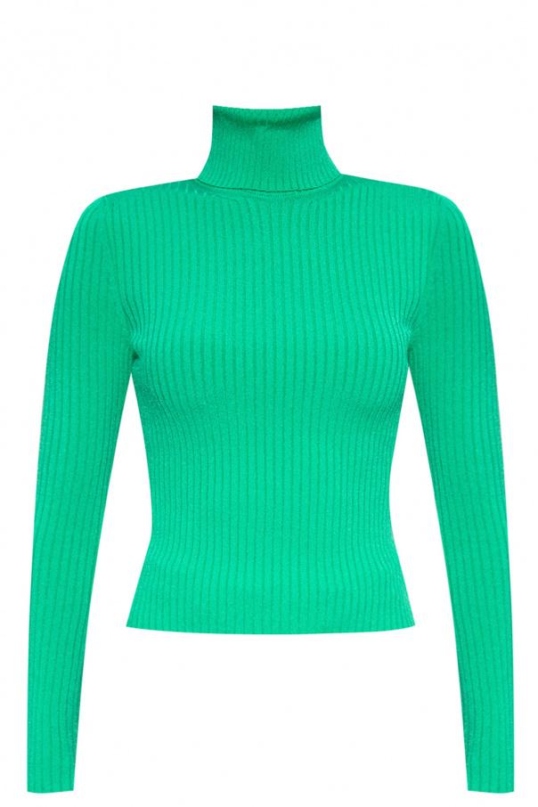 Gucci Rib-knit turtleneck sweater