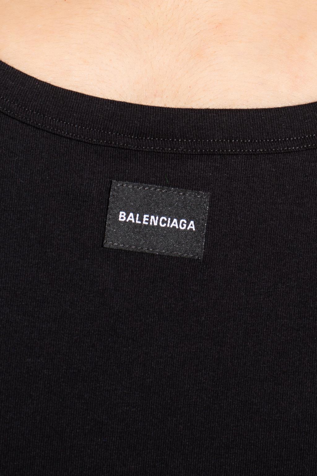 Balenciaga Sleeveless top