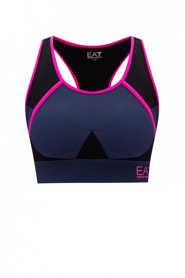 EA7 Emporio Armani Training top with logo