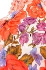 Zimmermann Kids Floral print top
