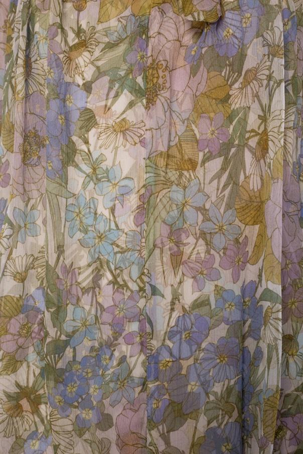 Floral print top od Zimmermann