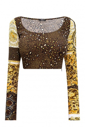 Long sleeve top od Versace