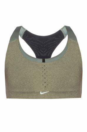 Sports bra with logo od Nike