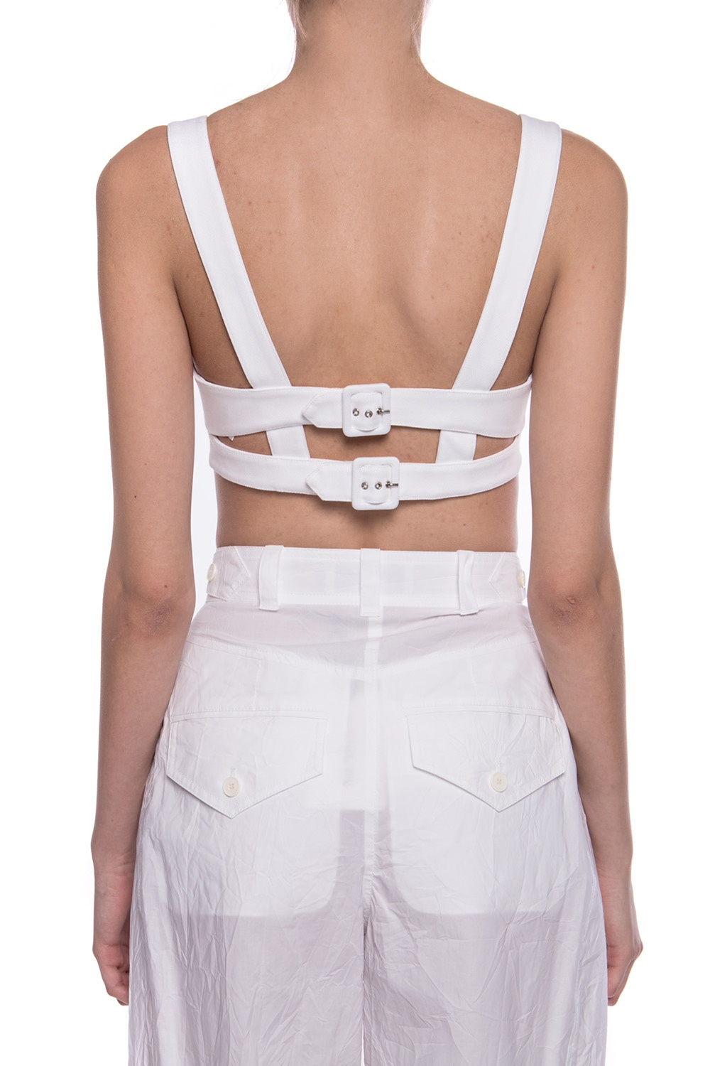 Alaia Bra with cut-outs