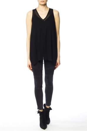 'blaze' v-neck top od AllSaints