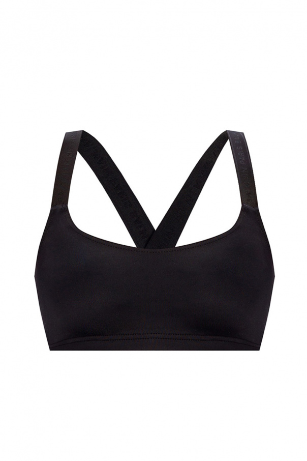 Balmain Sports bra with logo