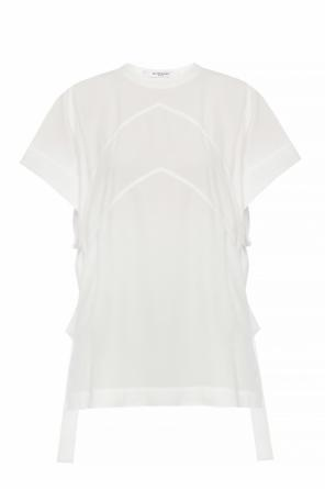 Lace-up top od Givenchy