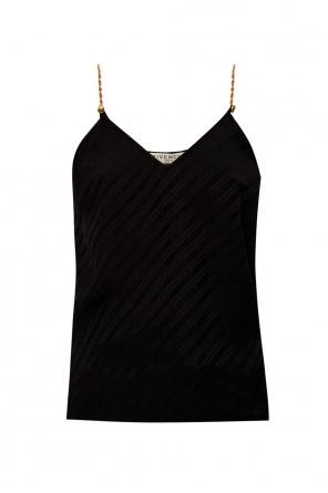 饰带丝绸上衣 od Givenchy