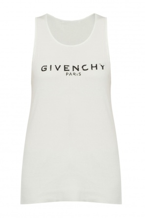 Ribbed tank top od Givenchy