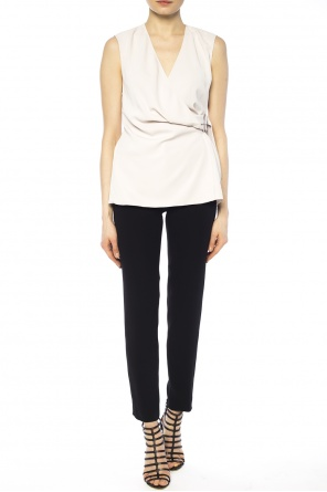 'callie' v-neck top od AllSaints