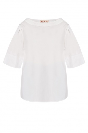 Cut-out top od Marni