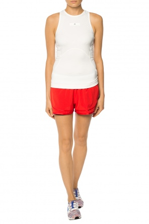 Top with logo insert od ADIDAS by Stella McCartney