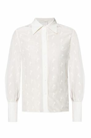 Embroidered shirt od Chloe