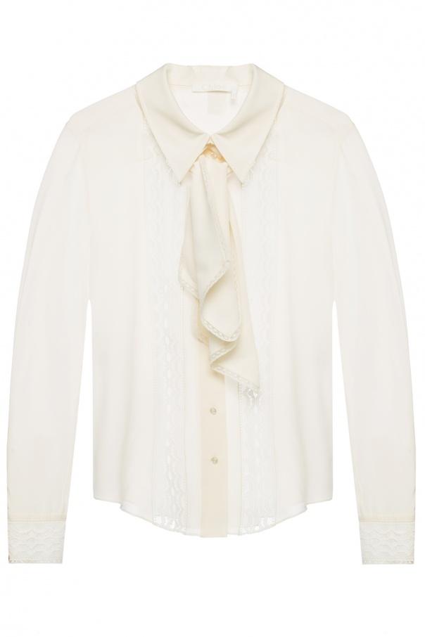 54949e21bf6 Lacing detail shirt Chloe - Vitkac shop online