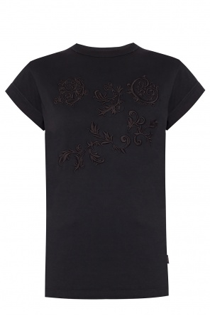 Embroidered top od Chloe