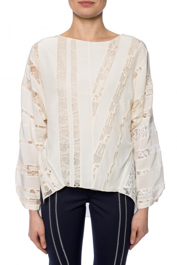 Lace top od Chloe