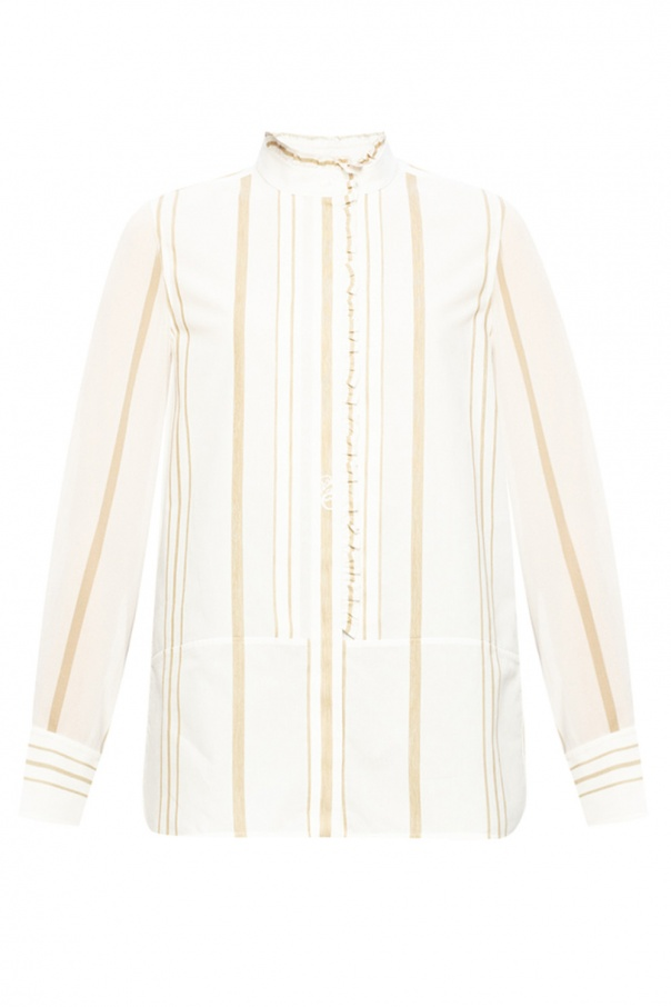 Chloé Shirt with logo