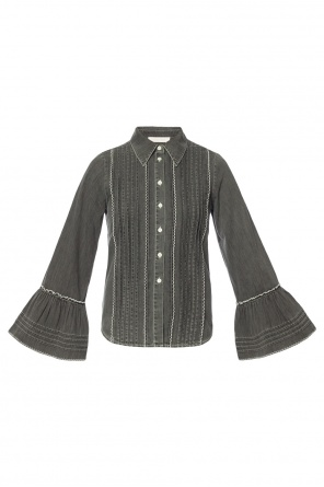 Pleated shirt od See By Chloe