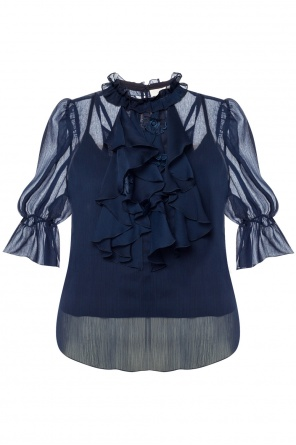 Ruffled top od See By Chloe